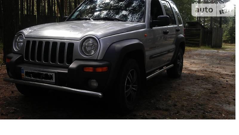 Jeep Cherokee 2001 року