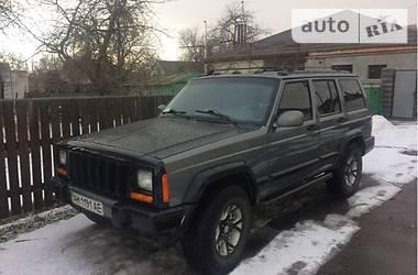 Jeep Cherokee xj 1991