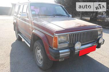 Jeep Cherokee 2.9 ГАЗ 1988