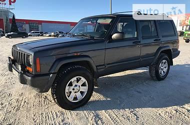 Jeep Cherokee XJ 2.5 TDi 1999