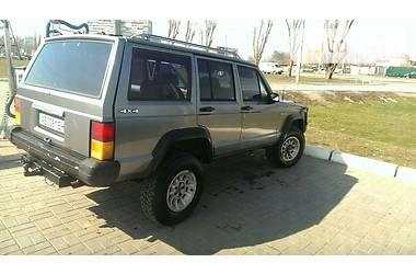 Jeep Cherokee  1988