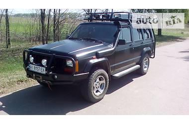 Jeep Cherokee  1986