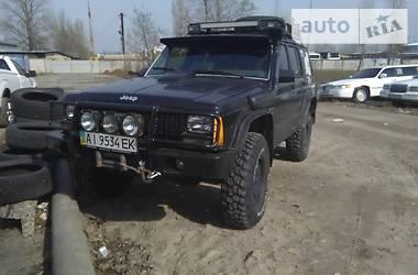Jeep Cherokee  1991