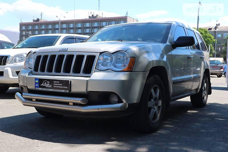 Jeep Cherokee 2008 року