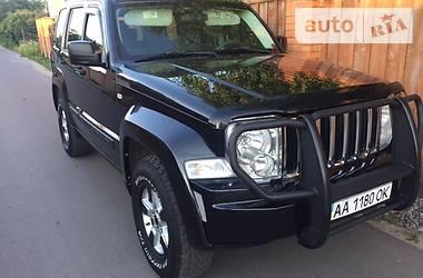 Jeep Cherokee 2.8 CRDI 2009