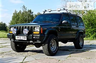 Jeep Cherokee 4.0L 1998