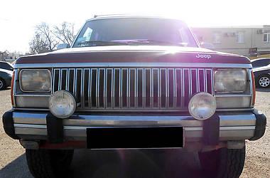 Jeep Cherokee 2.9  1988