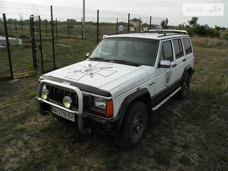 Jeep Cherokee 1990 року