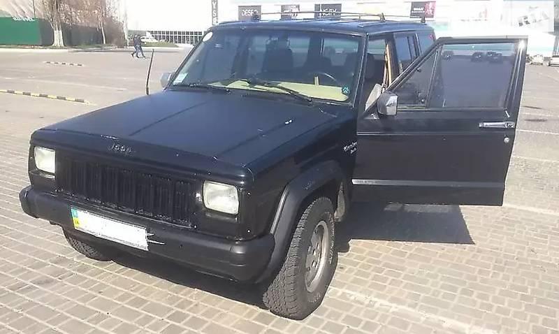 Jeep Cherokee 1993 року