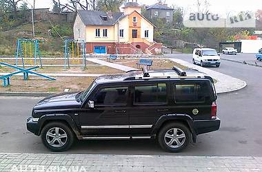 Jeep Commander Limited HEMI 2006