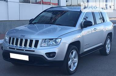 Jeep Compass 2.4 AT 4WD 2011