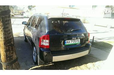 Jeep Compass limited 2007