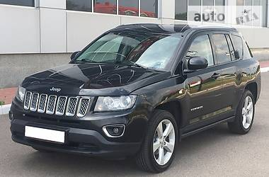 Jeep Compass 2.4 AT 4WD 2013
