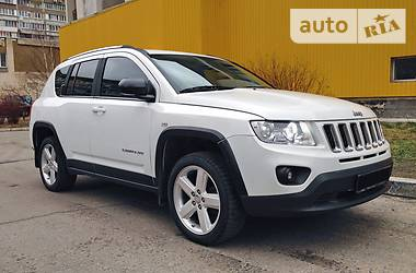 Jeep Compass 2.4 Limited 2012