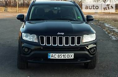 Jeep Compass 4X4 2012