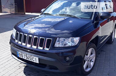 Jeep Compass CRD Limited 2011