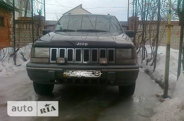Jeep Grand Cherokee loredo 1993
