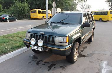 Jeep Grand Cherokee Limited 1994