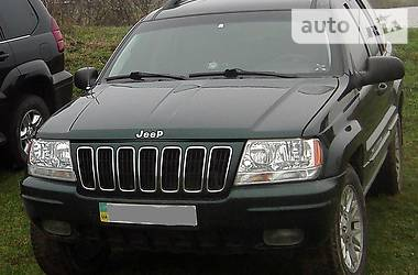 Jeep Grand Cherokee 4.0 2004