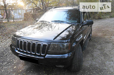 Jeep Grand Cherokee 4.7 2002
