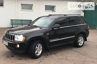 Jeep Grand Cherokee LIMITED  SRD 2007
