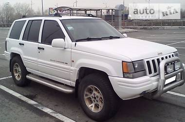 Jeep Grand Cherokee Limited 1997