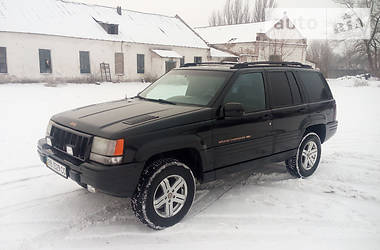 Jeep Grand Cherokee 5.9 Limited 1998