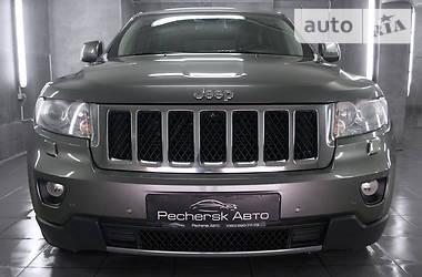 Jeep Grand Cherokee CRD 2012