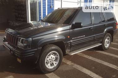 Jeep Grand Cherokee Limited 1998