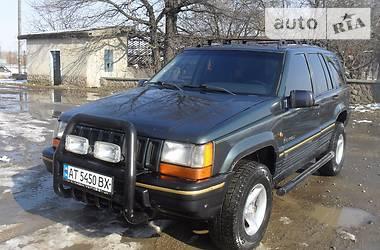 Jeep Grand Cherokee 2.5TDi 1994