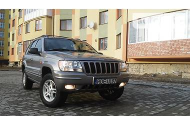 Jeep Grand Cherokee limited 1999
