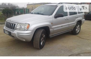 Jeep Grand Cherokee 2.7 cdi 2004