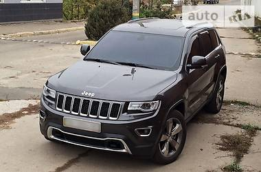 Jeep Grand Cherokee Limited 3.0 CRD 2014