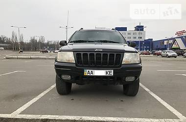 Jeep Grand Cherokee LIMETED 1999