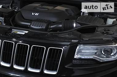 Jeep Grand Cherokee Limited Edithion 2014