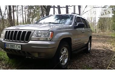 Jeep Grand Cherokee WJ 2000