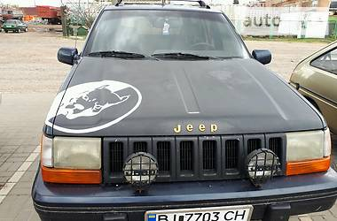 Jeep Grand Cherokee zj 1993