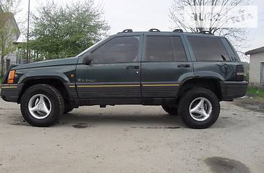 Jeep Grand Cherokee 2.5TDi 95kW 1994
