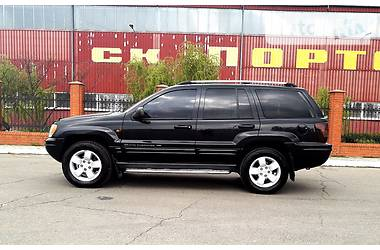 Jeep Grand Cherokee Limited (WJ) 2003