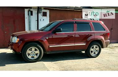 Jeep Grand Cherokee Limited 4х4 2007