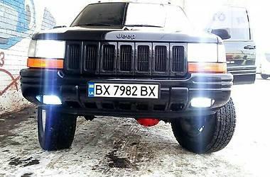 Jeep Grand Cherokee лиметед 1997