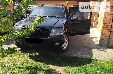 Jeep Grand Cherokee Limited 2001