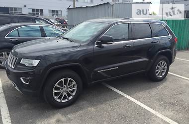 Jeep Grand Cherokee Limited Edition 2016