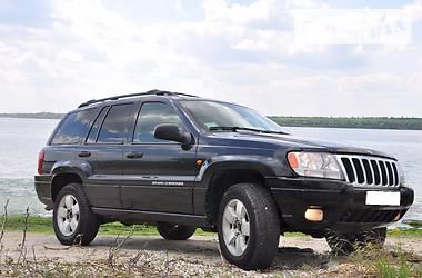Jeep Grand Cherokee 2.7 TDI 2003