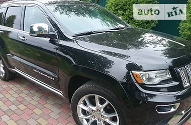 Jeep Grand Cherokee Sumit 2014