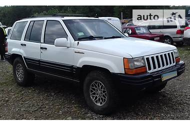 Jeep Grand Cherokee 4x4 WD 1998
