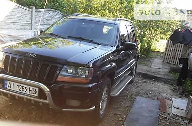 Jeep Grand Cherokee лоредо 2002