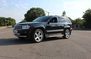Jeep Grand Cherokee CRD Limited 2006