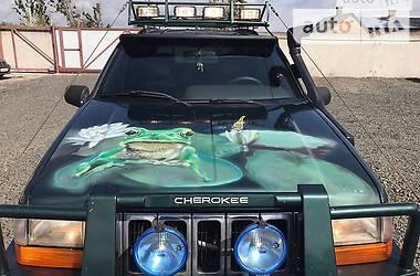 Jeep Grand Cherokee  1996