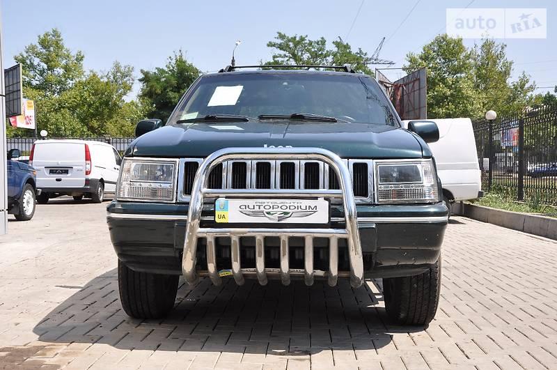 Jeep Grand Cherokee 1993 року